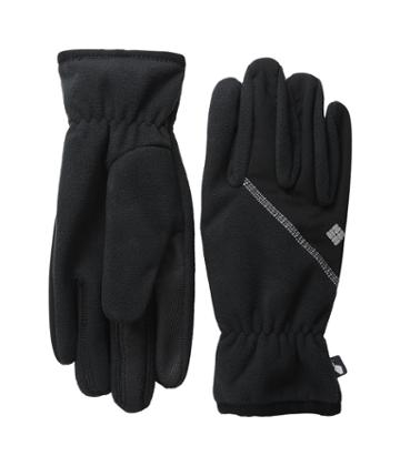 Columbia Wind Bloctm Glove (black 2) Extreme Cold Weather Gloves