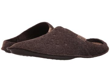 Crocs Classic Slipper (espresso/walnut) Slippers