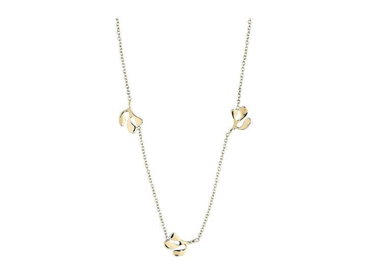 Miseno Sea Leaf Necklace (yellow Gold) Necklace