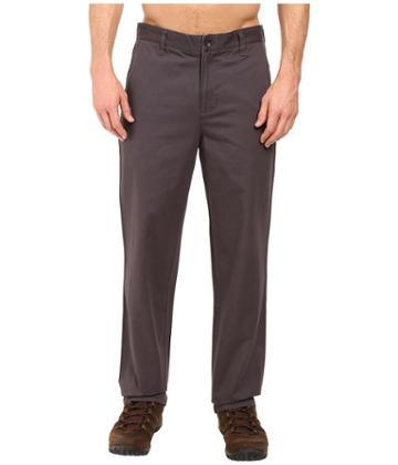 Woolrich Milestone Pant (macadam) Men's Casual Pants
