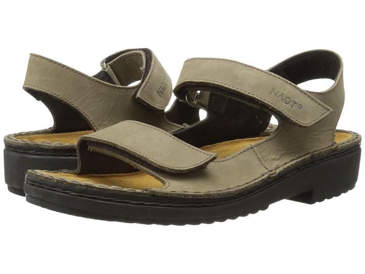 Naot Karenna (clay Nubuck) Women's Sandals