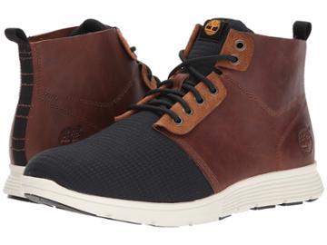 Timberland Killington Chukka (medium Brown Full Grain/mesh) Men's Lace-up Boots