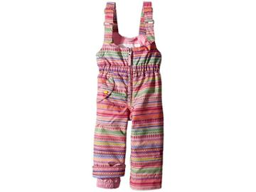 Obermeyer Kids Snoverall Print Pants (toddler/little Kids/big Kids) (hope Chest Print) Girl's Jumpsuit & Rompers One Piece