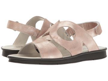 Sesto Meucci Tenax (sand Roxy) Women's Sandals