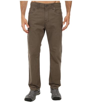 Prana Tucson Pant (mud) Men's Casual Pants