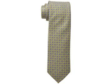 Eton Medallion Tie (yellow) Ties