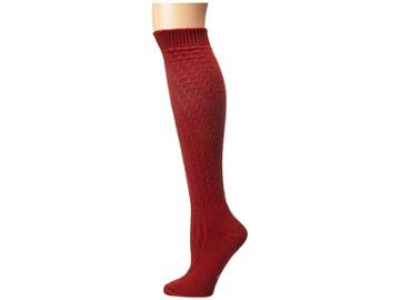 Wigwam Lilly Knee Highs (chili Pepper) Knee High Socks Shoes