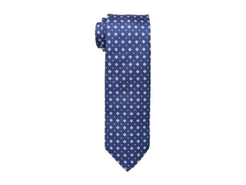 Eton Medallion Tie (navy) Ties