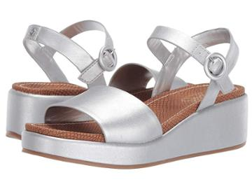 Circus By Sam Edelman Sarah (soft Silver New Raw Edge) Women's Shoes