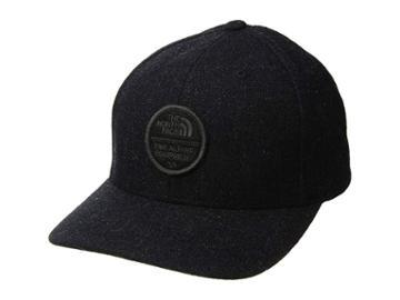 The North Face Team Ball Cap (tnf Black Heather) Baseball Caps