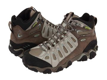 Oboz Sawtooth Mid Bdry (iceberg) Women's Shoes
