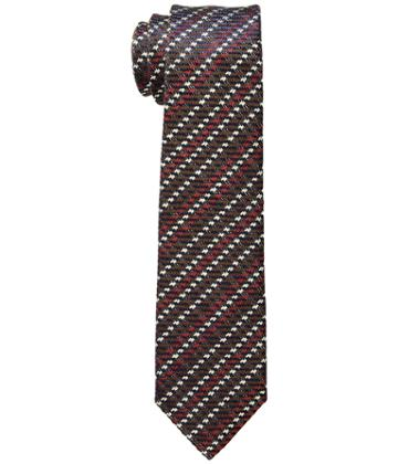Etro Plaid Tie (brown) Ties