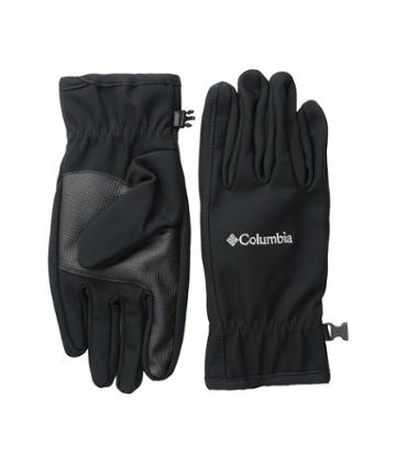Columbia Ascendertm Softshell Glove (black 2) Ski Gloves