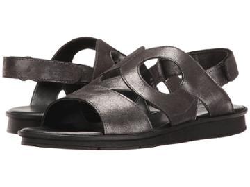 Sesto Meucci Tenax (black Retro) Women's Sandals