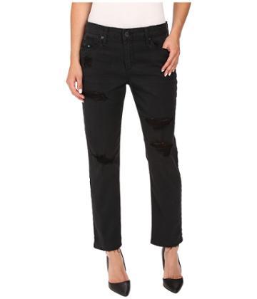 Joe's Jeans Ex-lover Straight Crop In Ninette (ninette) Women's Jeans