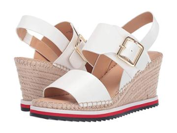 Tommy Hilfiger Yazzi (white Ll) Women's Shoes