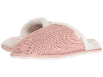 Reef Cozy Slipper (dusty Pink) Women's Slippers