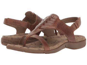 Taos Footwear Nirvana (whiskey) Women's  Shoes