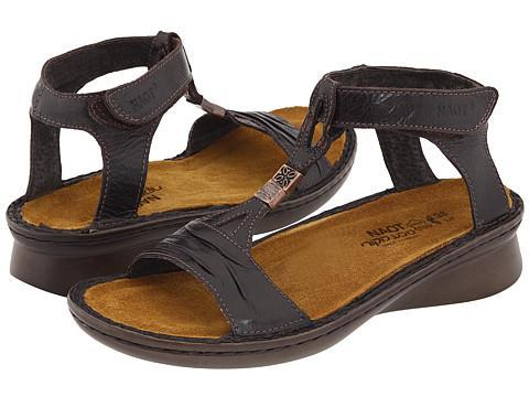 Naot Footwear Cymbal (espresso Leather) Women's Sandals