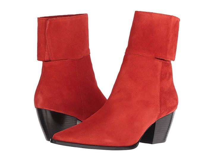 Matisse Good Company Boot (red Suede) Women's Boots