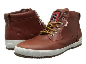 Chrome 415 Workboot (red) Lace-up Boots