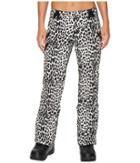 Obermeyer Harlow Pants (leopard) Women's Casual Pants