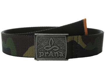 Prana Union Belt (camo) Belts
