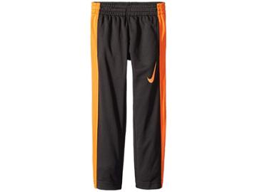 Nike Kids Performance Knit Pants (little Kids) (anthracite/cone) Boy's Casual Pants