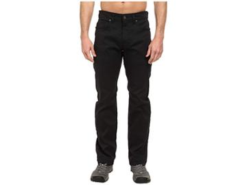 Prana Brion Pant (black) Men's Casual Pants