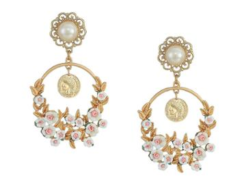 Shashi Summer Earrings (gold) Earring
