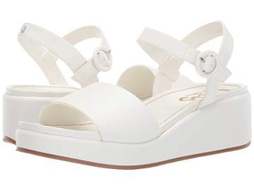 Circus By Sam Edelman Sarah (bright White New Raw Edge) Women's Shoes