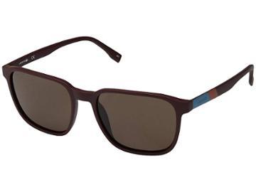Lacoste L873s (matte Bordeaux) Fashion Sunglasses