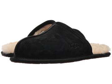 Ugg Scuff (black) Men's Slippers