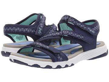 Ryka Ginger (medieval Blue/mint) Women's Shoes
