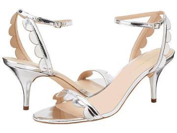 Loeffler Randall Lillit (silver) High Heels