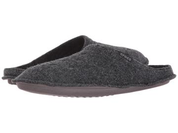 Crocs Classic Slipper (black/black) Slippers