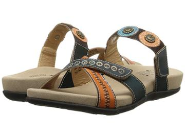 L'artiste By Spring Step Glendora (navy) Women's Shoes