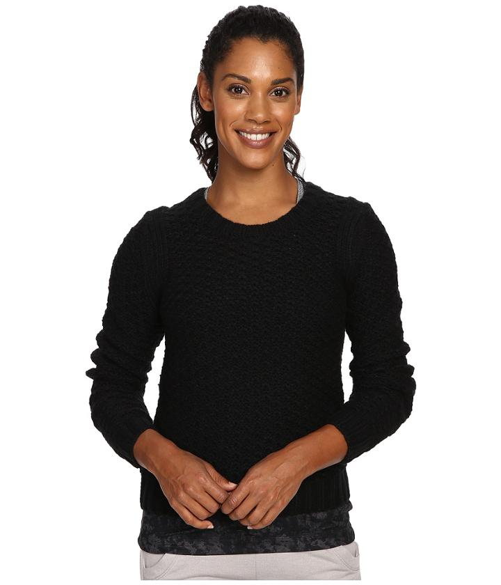 Lole January Sweater (black) Women's Sweater