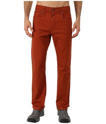 Prana Tucson Pant (henna) Men's Casual Pants