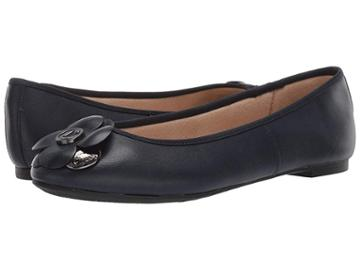 Circus By Sam Edelman Cecilia (elegant Navy Sheep Leather) Women's Flat Shoes