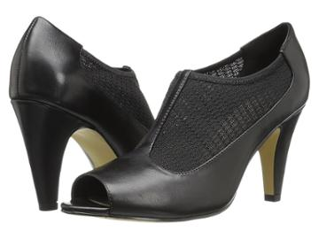 Bella-vita Ninette (black/stretch) High Heels