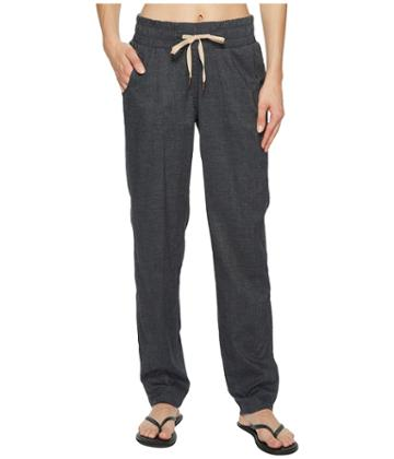 Prana Shala Pant (coal) Women's Casual Pants