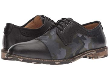 English Laundry Milton (black) Men's Shoes