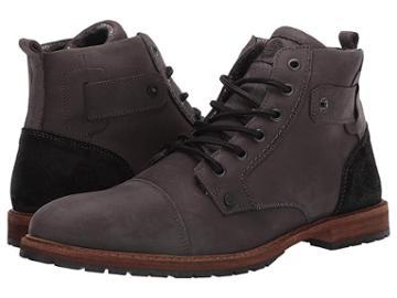 Bullboxer Felyn (dark Grey) Men's Shoes