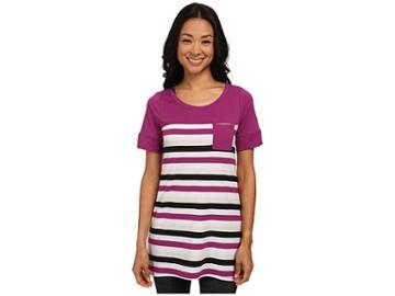 Lole Principle Tunic (passiflora Multi-stripes) Women's T Shirt