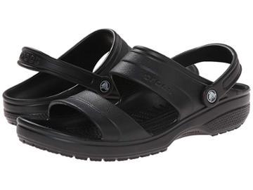 Crocs Classic Sandal (black) Sandals
