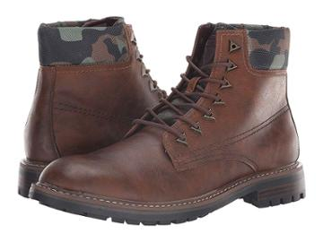 Guess Rutland (brown Multi) Men's Shoes