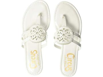 Circus By Sam Edelman Canyon (bright White Patent) Women's Shoes
