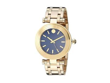 Tory Burch Classic T (navy Dial) Watches