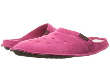 Crocs Classic Slipper (candy Pink/oatmeal) Slippers